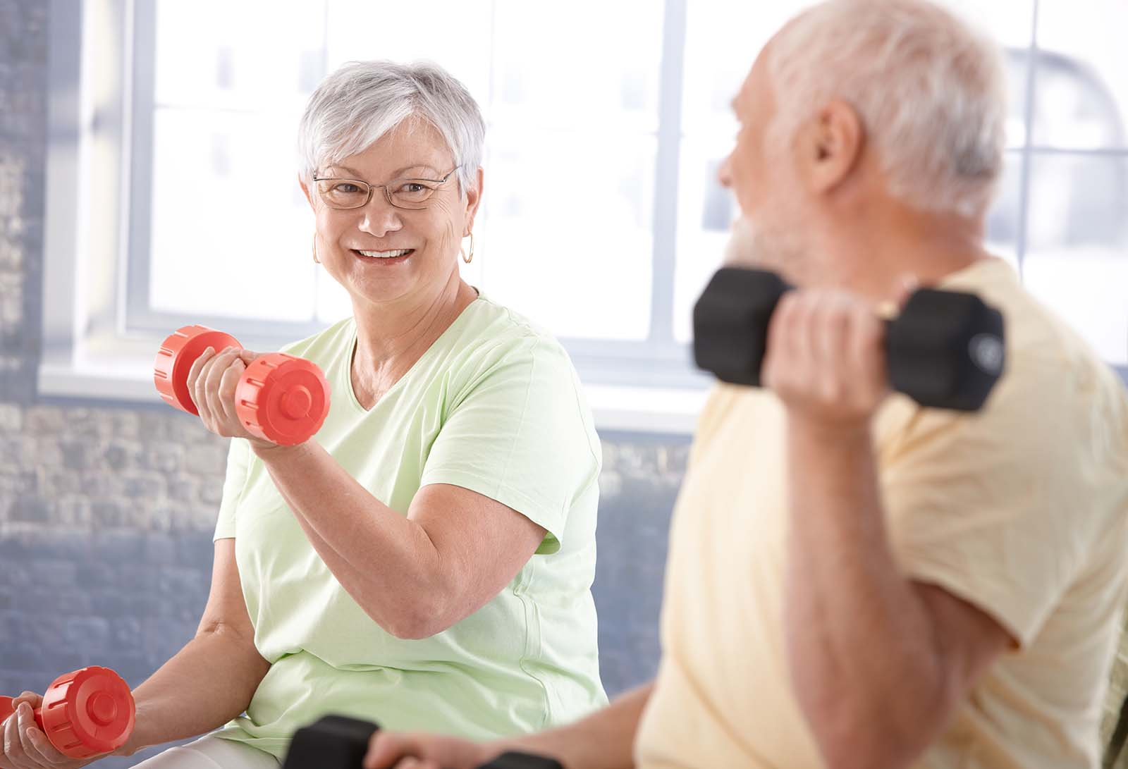 Fitness Sanitas Sport Seniorentraining